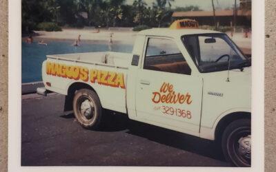 Magoo's Pickup Delivery Trucks